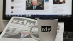 ZdG, the First Among the Newspapers that Enjoys the Highest Confidence