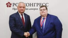 President Dodon's Brother Becomes Co-owner of Another Russian Company