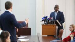 U.S. Ambassador Visits Moldova State University