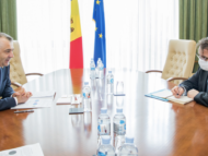 The Government Announced that the European Union Has Sent to the Moldovan Authorities a List of Eight Actions as a Precondition for the Resumption of the Full Political Dialogue