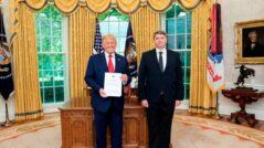 Moldova's Ambassador to the United States Presented His Credentials