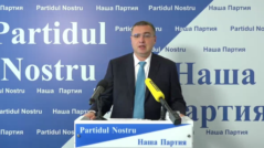 Renato Usatîi Claims That His Case Was Forged at the Behest of President Igor Dodon