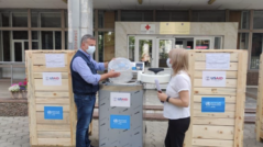 WHO and USAID Delivered Sterilization Equipment for Laboratories in Moldova