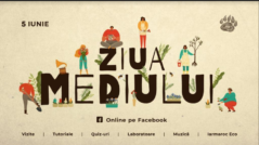 Moldova Celebrates Environment Day Online