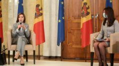 Maia Sandu about the Prosecutor General