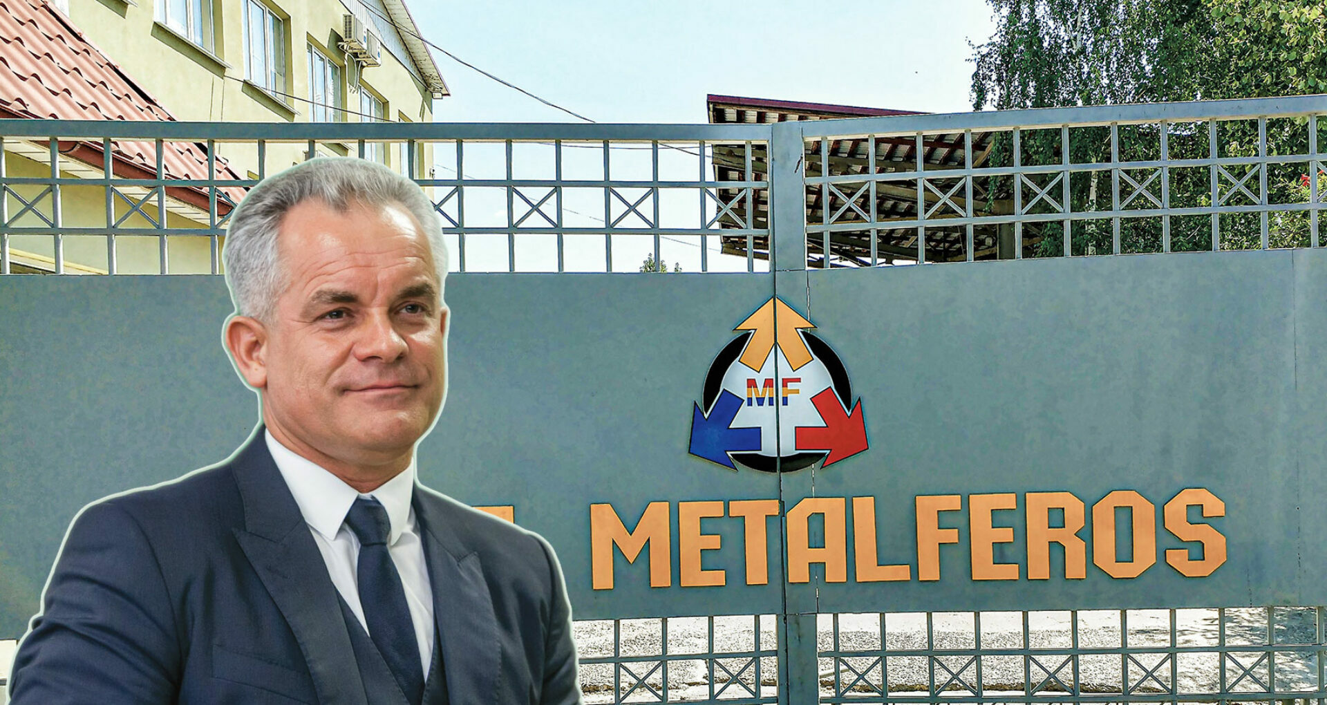 Prosecutors Confirm Vladimir Plahotniuc's Involvement in Metalferos Case