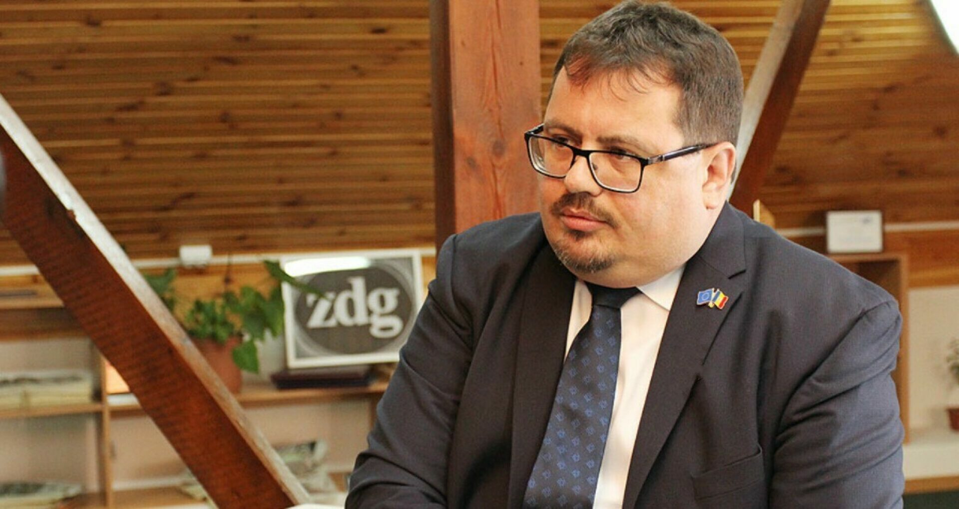 """Don't Be Afraid And Don't Steal""- Interview With Peter Michalko, Head of the EU Delegation to Moldova"