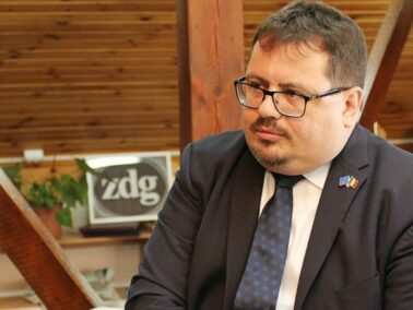 """""""Don't Be Afraid And Don't Steal""""- Interview With Peter Michalko, Head of the EU Delegation to Moldova"""