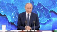 Putin about Maia Sandu and the Russian Troops in Transnistria