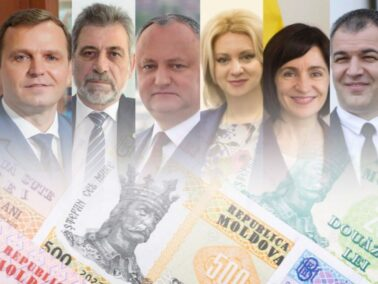 How Much Did the Candidates for Moldova's Presidential Elections Pay For a Vote?