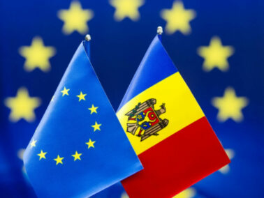Representatives of the European Parliament and Moldova's Parliament Hold an Online Meeting