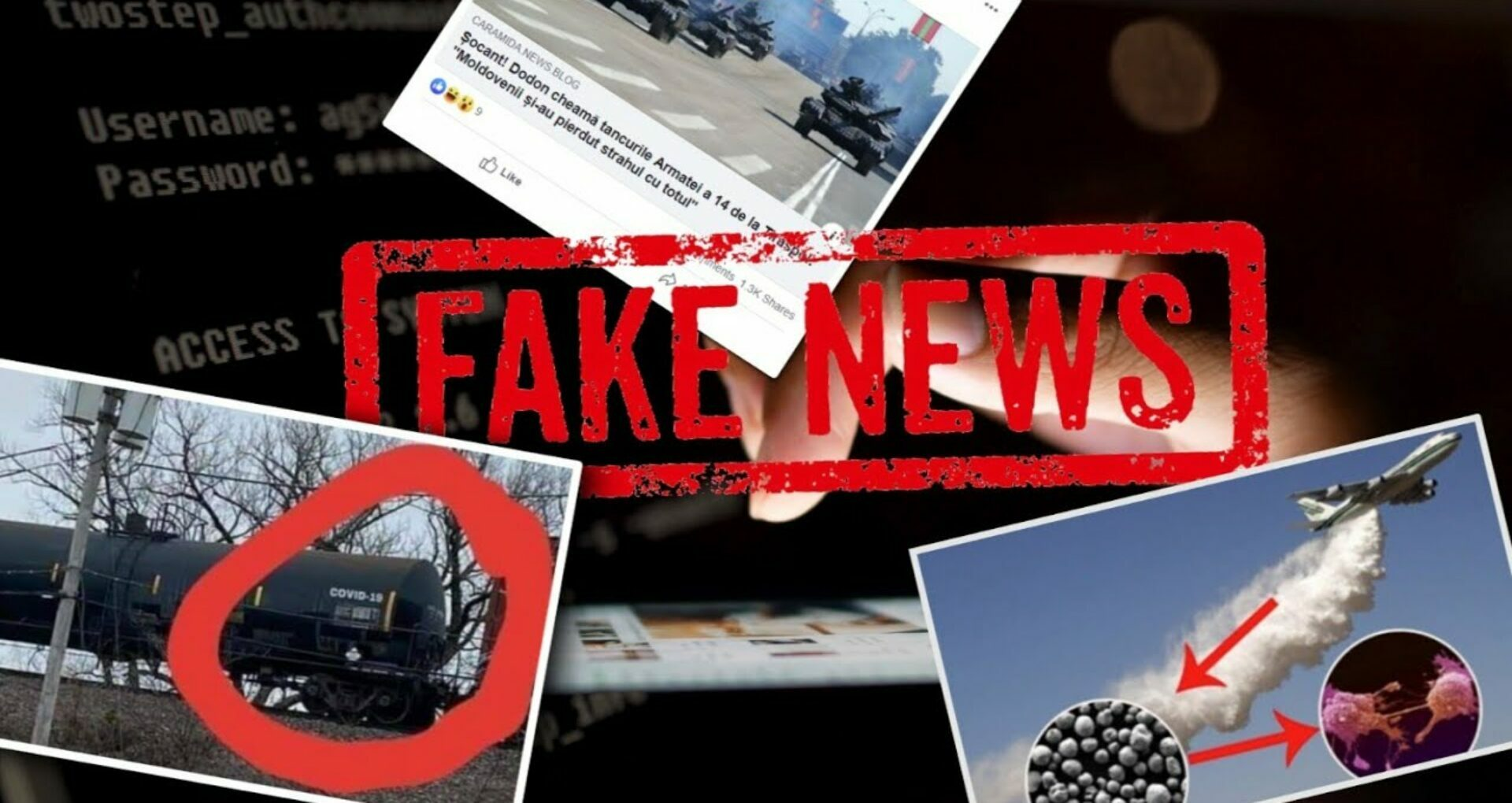 The Fake News Pandemic Spreads Faster than the Coronavirus
