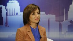President Maia Sandu Visits Ukraine