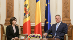 The President of Romania, Klaus Iohannis, is Coming to Moldova