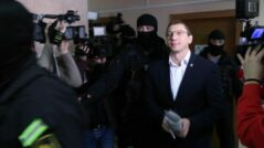 The Suspended Head of the Anticorruption Prosecutor's Office, Viorel Morari, Was Detained