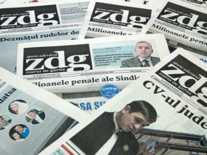 "ZdG Won Top Prizes in the ""Reflecting the Phenomenon of Corruption in the Press"" Contest"