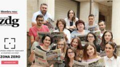 "Ziarul de Gardă Joins the ""Zero Zone"" Initiative, the Responsible Citizens' Community And a Place For Honest Businesses"