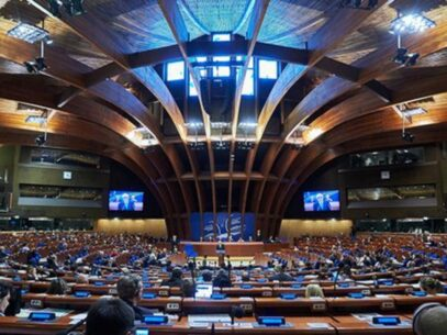 Moldova's Delegation Participates in the Parliamentary Assembly of the Council of Europe Meeting Session