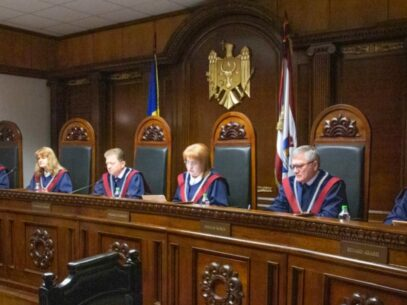 The Constitutional Court Confirms the Constitutionality of Gavrilița's Second Nomination