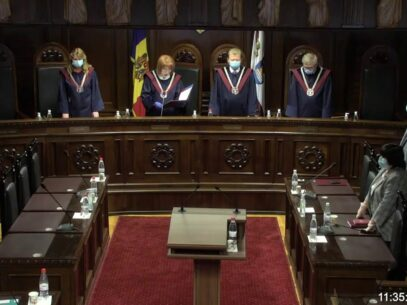 The Constitutional Court Suspended Another Socialist-Shor Bill