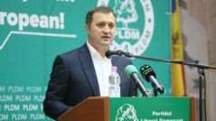 Former Prime Minister Vlad Filat Re-elected as the President of the party he founded, the Liberal Democratic Party