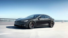 The Deputy Head of the Anti-Corruption Directorate of the National Anticorruption Center Bought a Tesla Model S