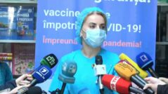 The Vaccination Against COVID-19 In Moldova Starts Today