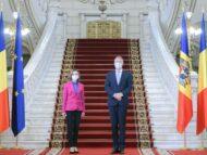 President Sandu's Visit to Romania
