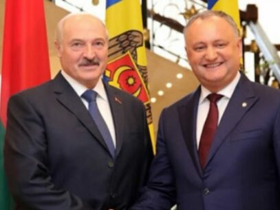 President Igor Dodon Congratulated His Belarusian Counterpart Alexandr Lukashenko on His Victory in the Presidential Elections