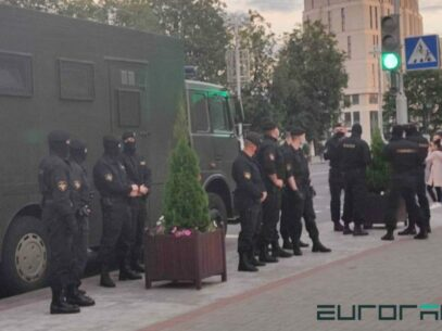 VIDEO/Protests Sparked in Belarus After Two of Lukashenko's Rivals Were Barred from Running in the Presidential Elections