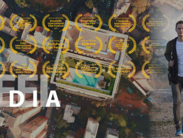 The Movie Feel India, Directed by a Young Filmmaker from Moldova Wins Awards at International Film Festivals