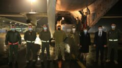 Moldova Receives Humanitarian Aid From NATO