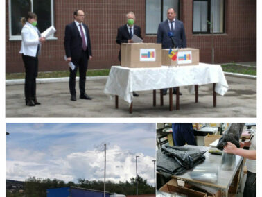 Moldova Receives Humanitarian Aid from Its Partners