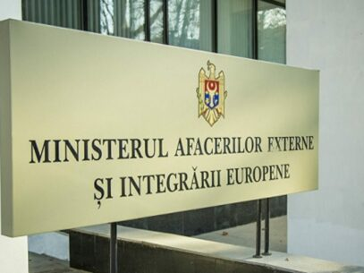 Moldova's Ministry of Foreign Affairs Expresses Its Concern Over the Violence in Belarus