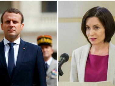 President Sandu Will Pay a Visit to France