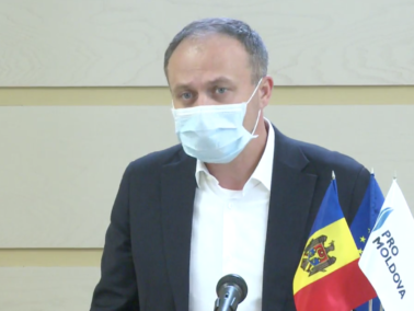 The Decision of the Public Service Agency by which Pro Moldova Was Registered as a Party Risks to Be Annulled