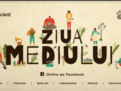 Moldova Celebrates Environment Day Online