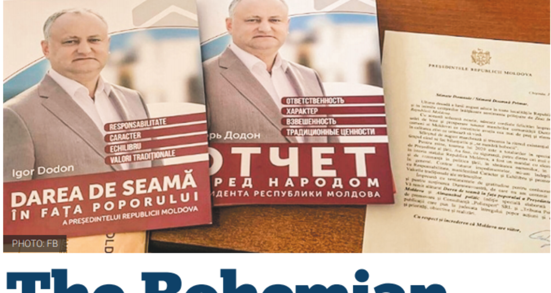 The Bohemian Presidency: How the Presidential Administration Spent over €3 Million in the Last Two Years