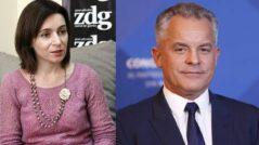 President Sandu Withdrew Plahotniuc's Highest State Distinction