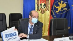 Moldovan Police Department Supports the ODIHR Mission for the Upcoming Presidential Elections