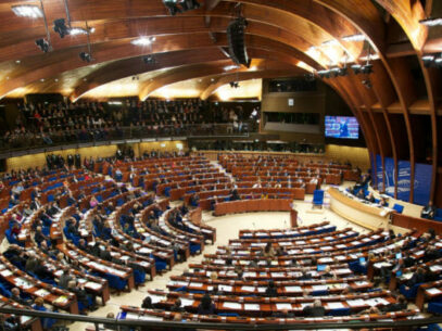 Moldova's surprise vote at the Council of Europe