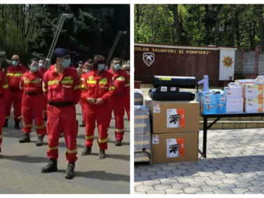 Moldova Receives Donations from Western Partners