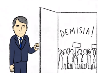 VIDEO / Civil Society Demands Prosecutor General's Resignation, He Refuses. A Summary