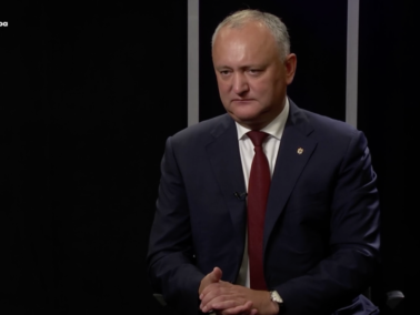 Moldova's Head of State Disturbed by the Fact That the United States Does Not Extradite Vladimir Plahotniuc