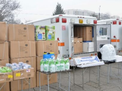 The US Donates To Moldovan Army Medical Equipment Worth 250,000 Dollars