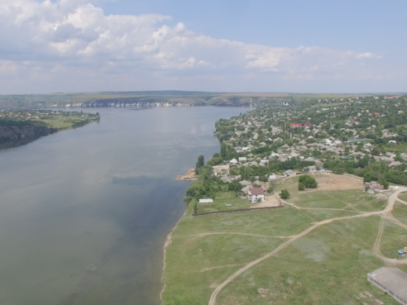 Unauthorized Construction on the Nistru River