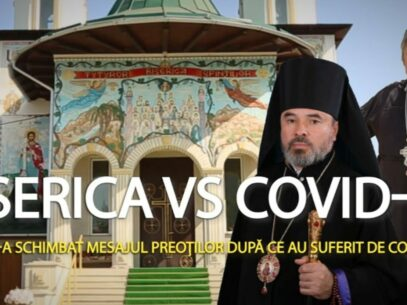 The Moldovan Church VS COVID-19