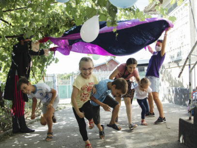 A Moldovan Association Teaches Vulnerable Families to Live Sustainably