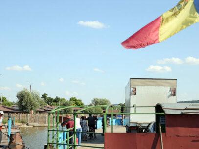 The Molovata Ferry: A Bridge Uniting Two Moldovas