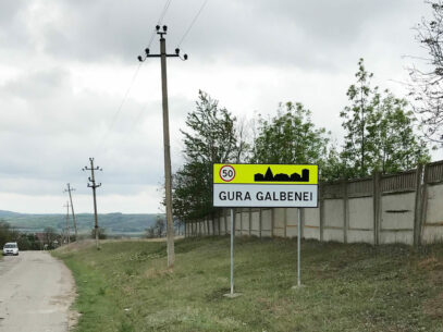 The Coronavirus and the Drought Make the Future Unsure for the People in a Moldovan Village
